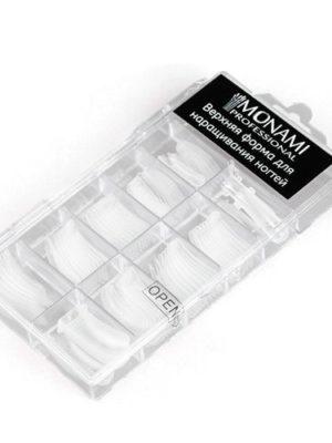 Сопутствующая продукция для наращивания Верхняя форма для наращивания ногтей Monami, бокс
