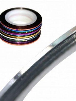 Ленты, фольга, битое стекло Блестящая лента 1 мм