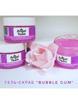 Скраб Гель-скраб AngelTeam Bubble Gum, 100 мл