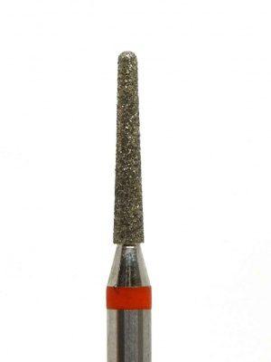 Алмазные Бор алмазный конус усеченный красный 016 (КМИЗ)