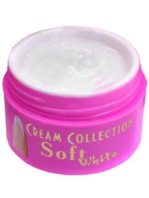 Гелевая система Гель Nail Club Cream-Gel Soft White, 15 мл