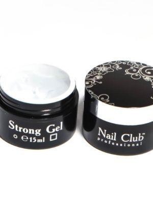 Гелевая система Гель скульптурный Nail Club Strong Gel, 15 мл