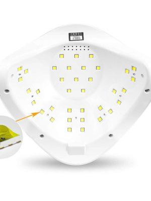 LED UV-Лампы для сушки ногтей Лампа Sun 5 Plus 48 W