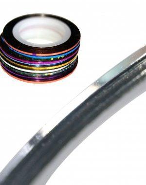 Ленты, фольга, битое стекло Блестящая лента 2 мм
