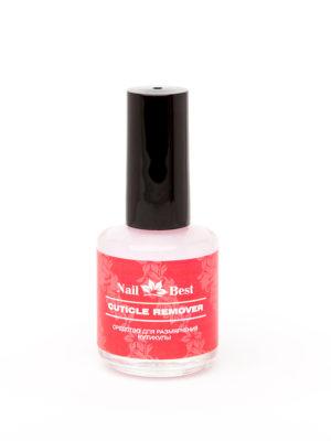 Жидкости Cuticle Remover Nail Best ремувер, 15 мл